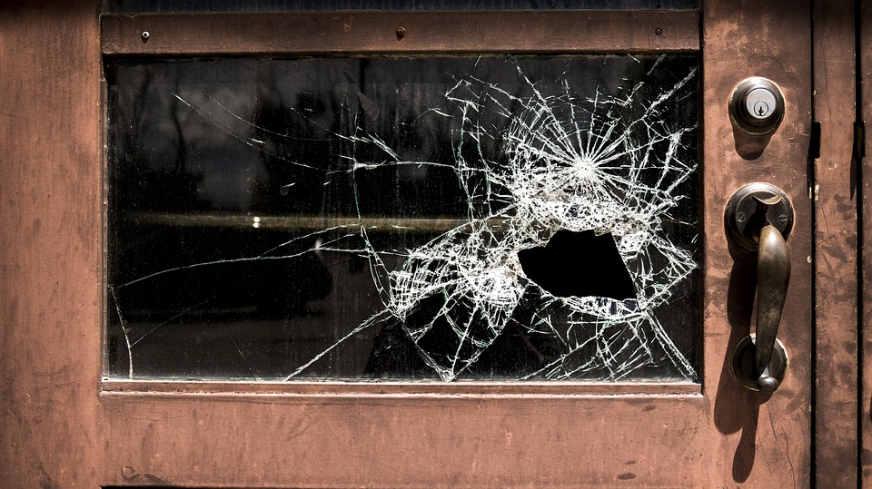 How to secure a basement window