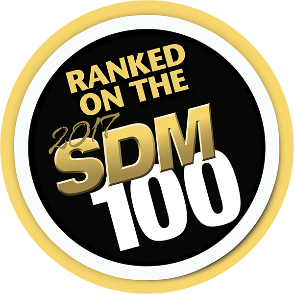 sdm-100-badge