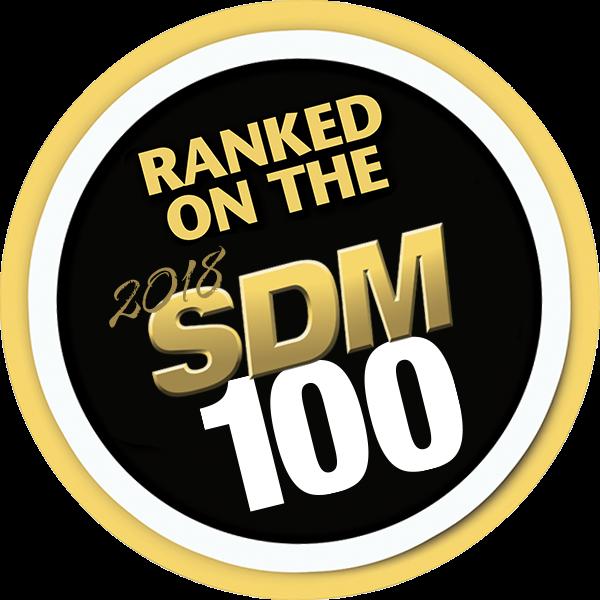 sdm-100-badge